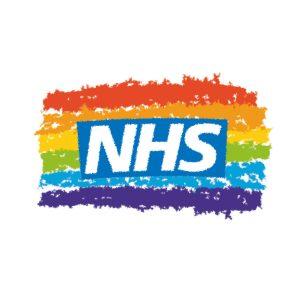 NHS Rainbow Badge